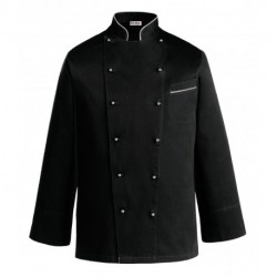 Chef Jacket Black XXX Large Size