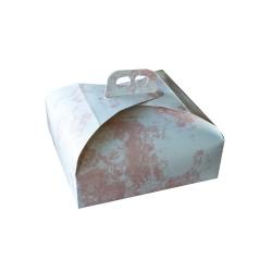 Scatola Torta Quadrata 25x25 cm 25 pezzi