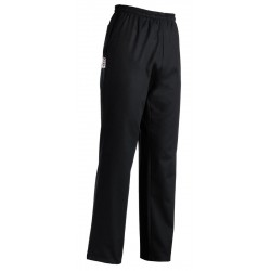 Chef Trousers Black -L-