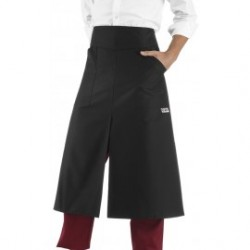 King Cut Black Apron