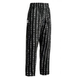 Pantalone Coulisse Chen-Da -XL-