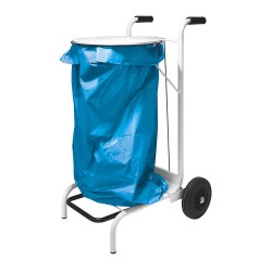 Rubbish Bag Trolley - Laminated