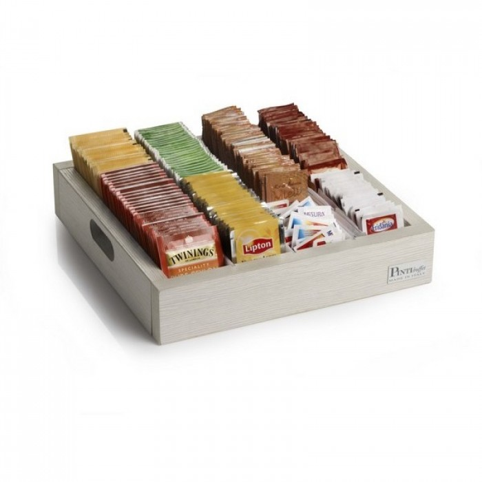 Multipurpose tray with removable dividers