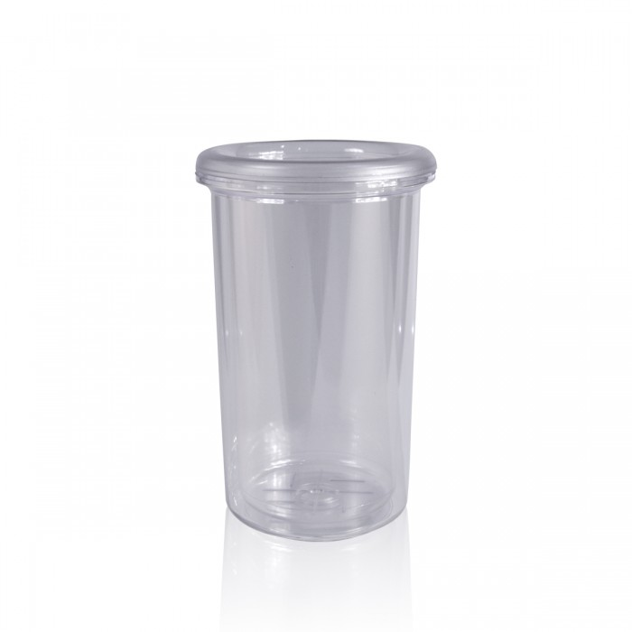 Transparent Wine Cooler