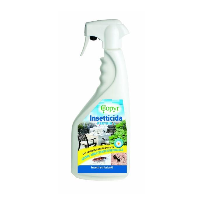 Pertrin Insetticida Spray 1 lt