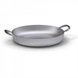 Frying Pan - 2 Handles 24 cm. Pardini