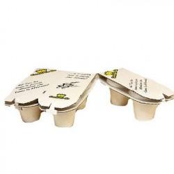 Vassoio Caffé Take Away 25 pezzi