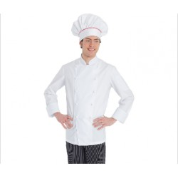 COOK WHITE JACKET - SIZE S