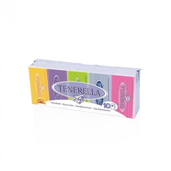 Handkerchiefs 10pcs 4plies PURA
