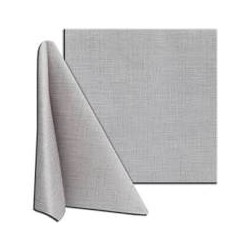 NAPKINS 40X40 LIGHT GREY EASY