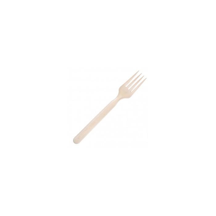 Forchetta Fibra di Bambù 50 pezzi