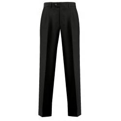 Pantalone Uomo Nero Taglia 56