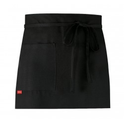 Apron Caffetteria with pocket - Black