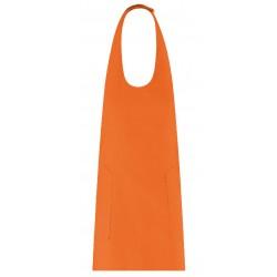 Cipro apron unisex - Orange -