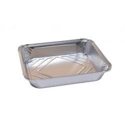 Vaschetta 131 Alluminio 50 pezzi