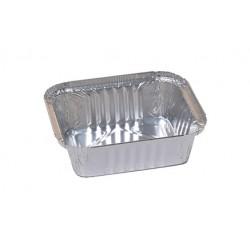 Vaschetta 128 Alluminio 100 pezzi