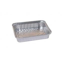 Vaschetta 129 Alluminio 100 pezzi