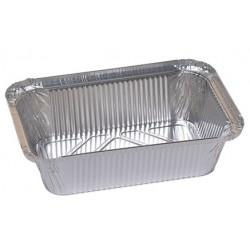 Vaschetta 162 Alluminio 100 pezzi