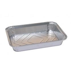 Vaschetta 102 Alluminio 50 pezzi