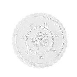 Sottobicchiere Ovatta 10 cm 500 pezzi