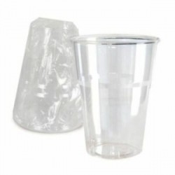 Bicchiere Imbustato 250cc 600 pezzi