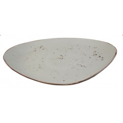Boreal Deep Oval Plate 23x20 cm.