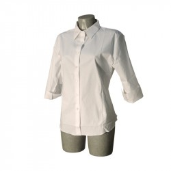 Camicia Donna Bianca Taglia L