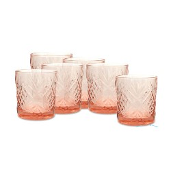 Broadway Bicchiere Pesca 30 cl 6 pezzi