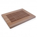 Wooden Cutting Board for bread 50x40x3