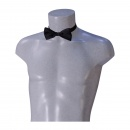 Bow Tie - Satin Black