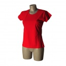 T-shirt  Woman  RED Size S