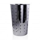 Conical S/Steel Umbrella Stand