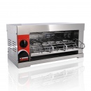 Toaster - Horizontal with 3 pliers and quartz cubes 2800W