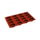 Silicone mould Tartlet 5.5X3X3X2