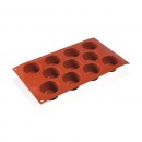 Silicone mould Mini Muffin 5.1x2.8