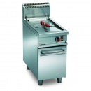 Gas Fryer with 1 tank17 lt. Offcar