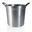 Conical colander with 2 sidde handles 40 cm