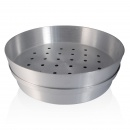 Pot for Flouring Fish 40 cm