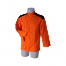 Chef Jacket orange First <br>Small Size