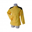 Chef Jacket Yellow First<br> Medium Size