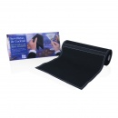Black cottons napkins 25x25 - 50 pcs
