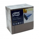 Napkins 40x40 Choccolate 2 ply Pin to Pin - 100 pcs Tork