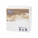 Napkins 40x40 White 2 ply Pin to Pin - 100 pcs Tork