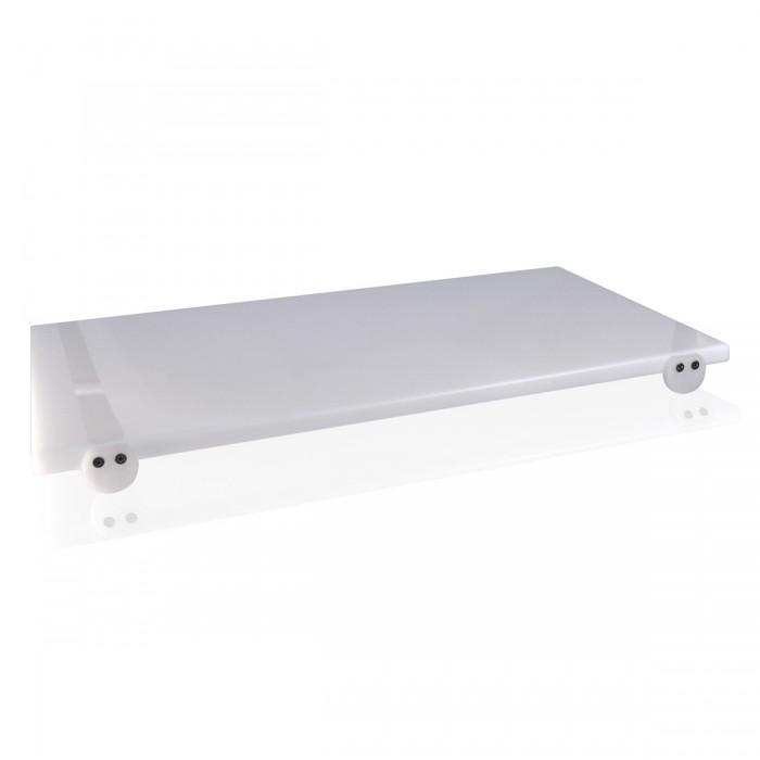 Tagliere Polietilene Bianco 70x40x2 cm