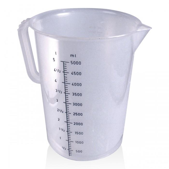 Caraffa Graduata 5000 ml