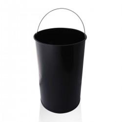 Bin - Changable Bag - S/Steel 80 Ltr