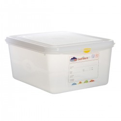 Container GN 1/2 h. 15 cm. 10 Ltr.