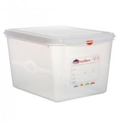 Container GN 1/2 h. 20 cm. 12,5 Ltr