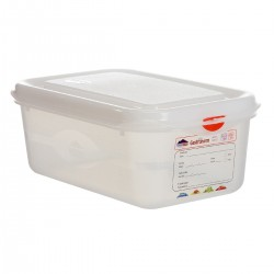 Container GN 1/4 h. 10 cm. 2,8 Ltr