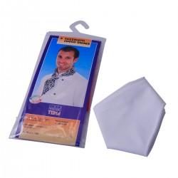 Chef Handkerchief White